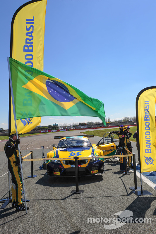 #0 BMW Sports Trophy Team Brasil BMW Z4: Ricardo Sperafico, Rodrigo Sperafico