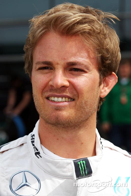 Ніко Росберг, Mercedes AMG F1