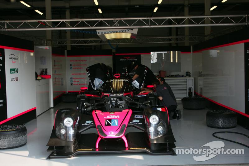 #35 Oak Racing, Ligier JS P2 - Nissan: Jacques Nicolet, Jean-Marc Merlin, Erik Maris