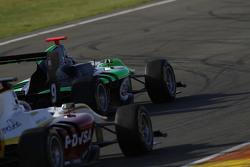 Sandy Stuvik, Status Grand Prix,和Samin Gomez, Campos Racing