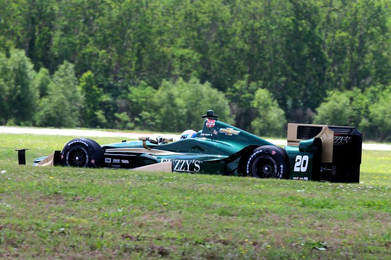 Luca Fillipi, CFH Racing Chevrolet
