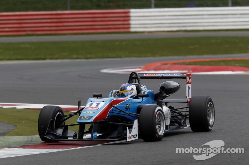 Richard Goddard, ThreeBond with T-Sport Dallara F312 NBE
