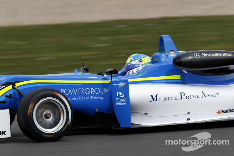 Nicolas Pohler, Double R Racing