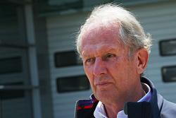 Доктор Хельмут Марко, консультант Red Bull Motorsport