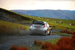 Тесты Ford Fiesta RS WRC