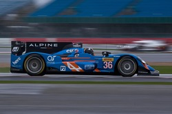 #36 Signitech  Alpine A450b - Nissan:  Nelson Panciatici, Paul Loup Chatin, Vincent Capillaire