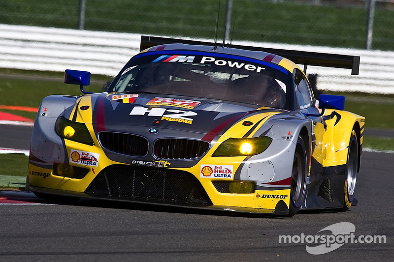 #52 BMW Team Marc VDS Z4 GTE: Енді Пріоль, Henry Hassid, Jesse Krohn