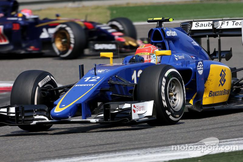 Felipe Nasr, Sauber F1 Team