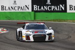 #6 Phoenix Racing, Audi R8 LMS: Christopher Haase, Christian Mamerow, Markus Wilkelhock