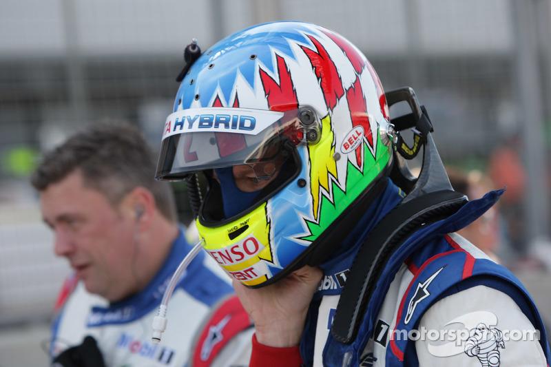 Alexdaner Wurz, Toyota Racing