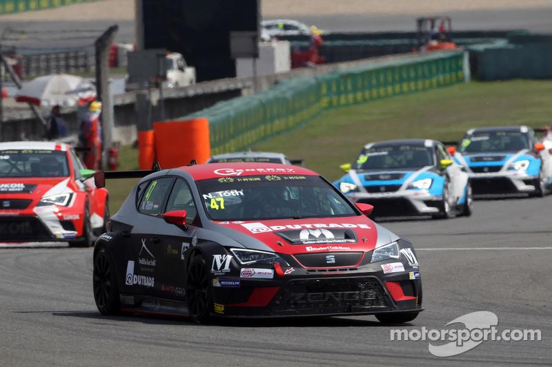 Норберт Тот, Seat Leon Racer, Zengo Motorsport