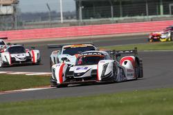 #2 Team LNT, Ginetta - Nissan: Michael Simpson, Gaëtan Paletou