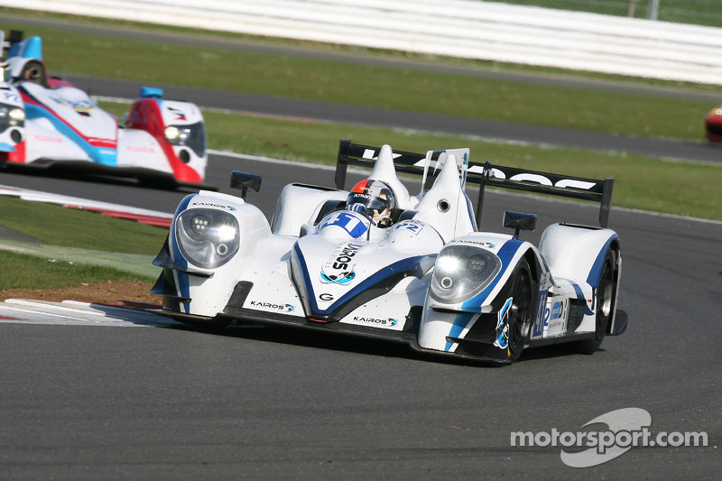 #41 Greaves Motorsport, Gibson 015S-Nissan: Gary Hirsch, Bjorn Wirdheim, John Lancaster