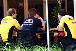 Red Bull Racing и Renault Sport F1