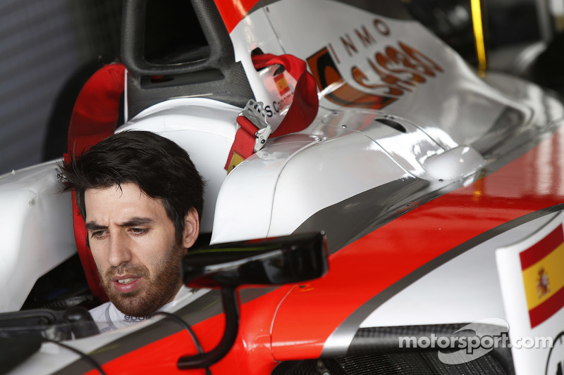 Sergio Canamasas, MP Motorsport
