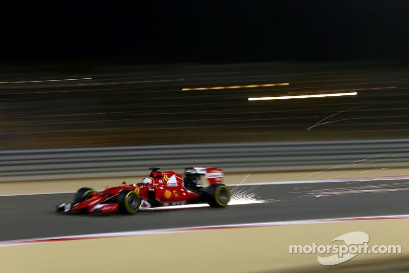 Sebastian Vettel, Scuderia Ferrari