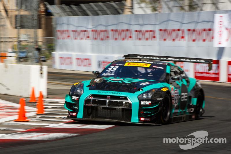 #33 Always Evolving Racing Replay XD Nissan, Nismo/Nissan GT-R GT3: James Davison