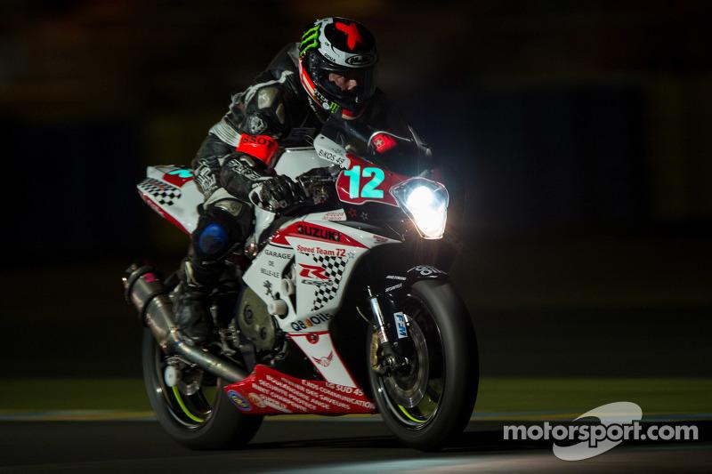 #12 Suzuki: Nicolas Loyau, Sébastien Delhommeau, Vincent Sorant, Freddy Bequin