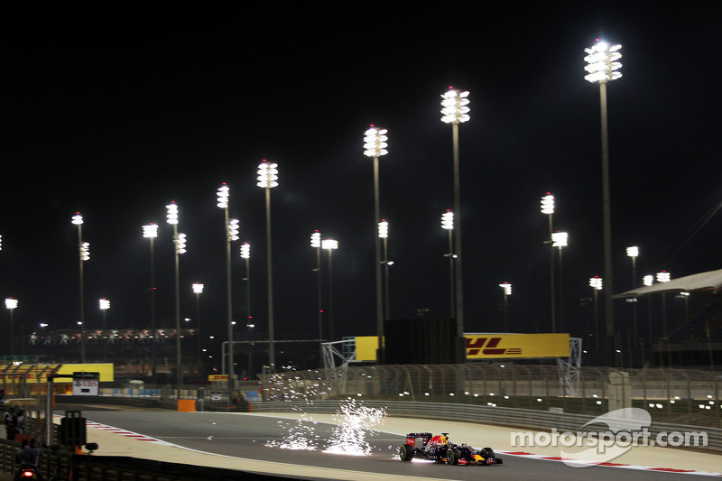 F1, Sakhir 2015: Daniel Ricciardo, Red Bull RB11