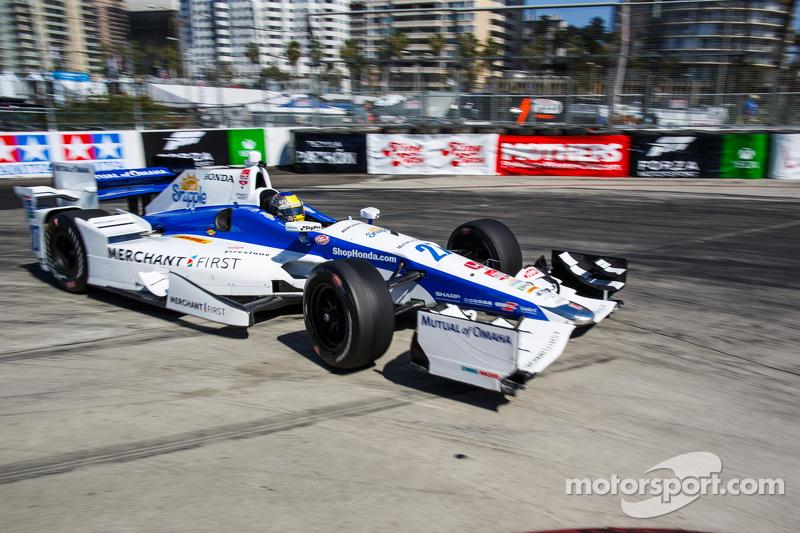 Marco Andretti, Andretti Autosport, Honda