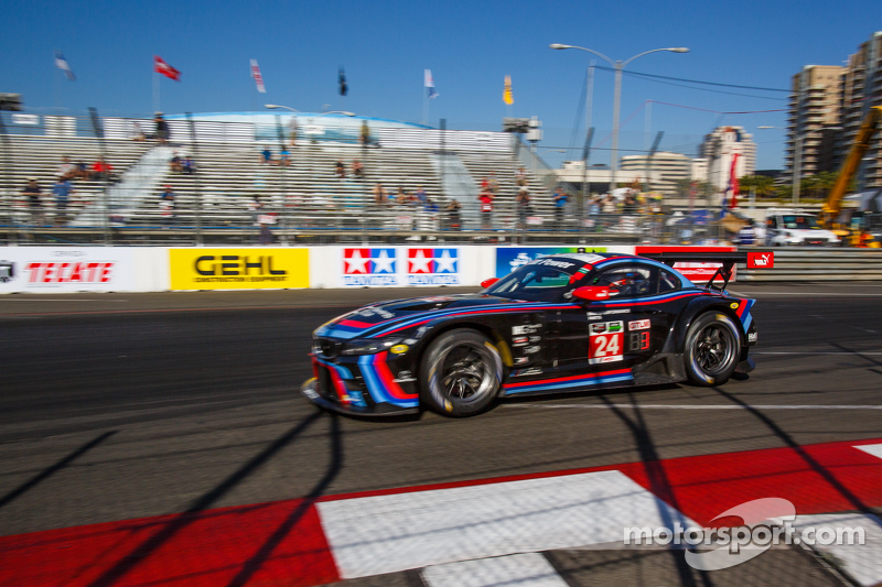 #24 BMW Team RLL, BMW Z4 GTE: John Edwards, Lucas Luhr