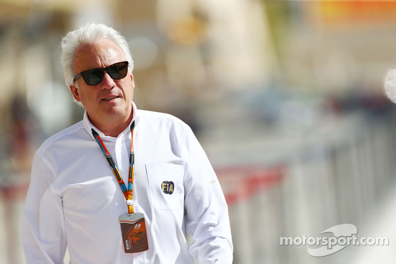 Charlie Whiting Gallery: Charlie Whiting, FIA Delegate At Bahrain GP