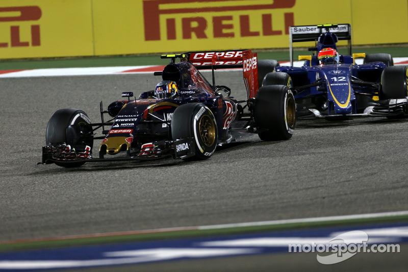 Карлос Сайнс мол.(ESP), Scuderia Toro Rosso