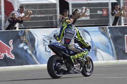 Valentino Rossi, Yamaha Factory Racing, vainqueur