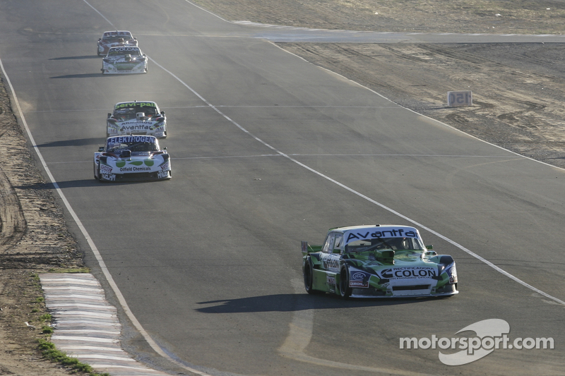 Santiago Mangoni, Laboritto Jrs, Torino; Mathias Nolesi, Nolesi Competicion, Ford, und Diego De Carlo, JC Competicion Chevrolet