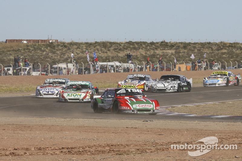Jose Manuel Urcera, JP Racing Torino Norberto Fontana, Laboritto Jrs Torino Camilo Echevarria, Coiro