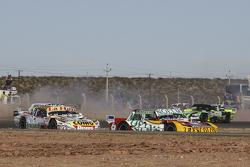 Nicolas Bonelli, Bonelli Competicion Ford Sergio Alaux, Coiro Dole Racing Chevrolet