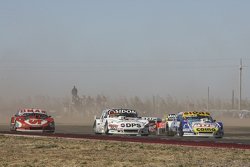 Mauricio Lambiris, Coiro Dole Racing Torino;Leonel Sotro, Alifraco 福特车队;Christian Dose, Dose 雪佛兰车队