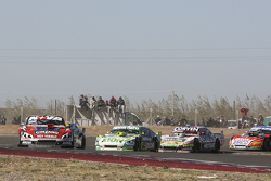 Matias Rossi, Donto Racing Chevrolet Agustin Canapino, Jet Racing Chevrolet Juan Marcos Angelini, UR