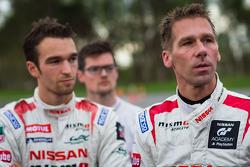 Гарри Тинкнелл и Михаэль Крумм, Nissan Motorsports