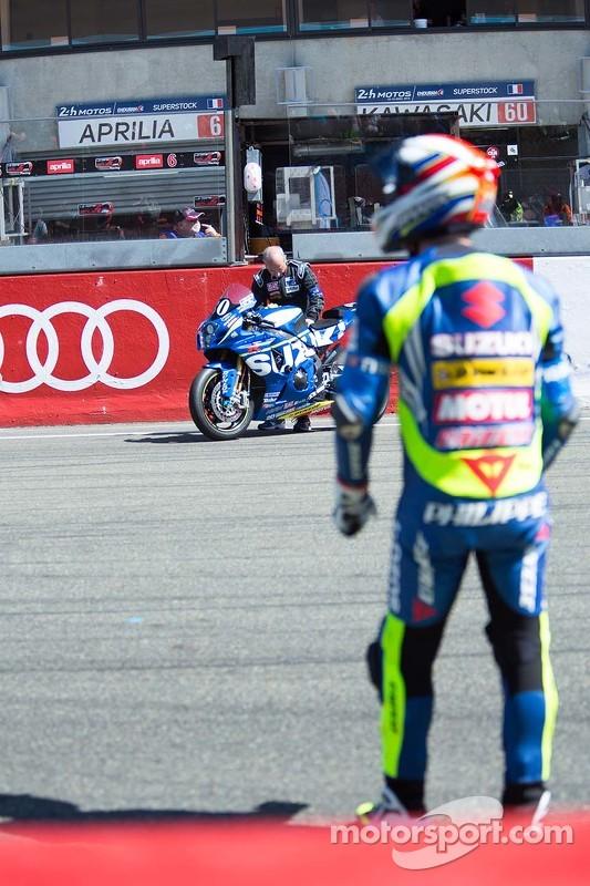 #30 Suzuki: Vincent Philippe, Anthony Delhalle, Etienne Masson