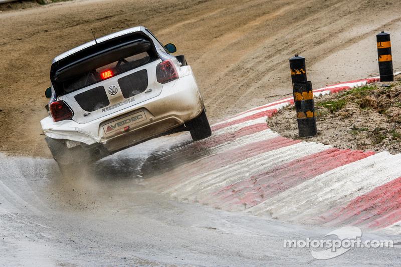 Johan Kristoffersson, Volkswagen Team Sweden Polo R WRX