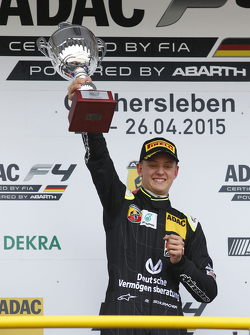 Race 3 Winner: Mick Schumacher, Van Amersfoort Racing