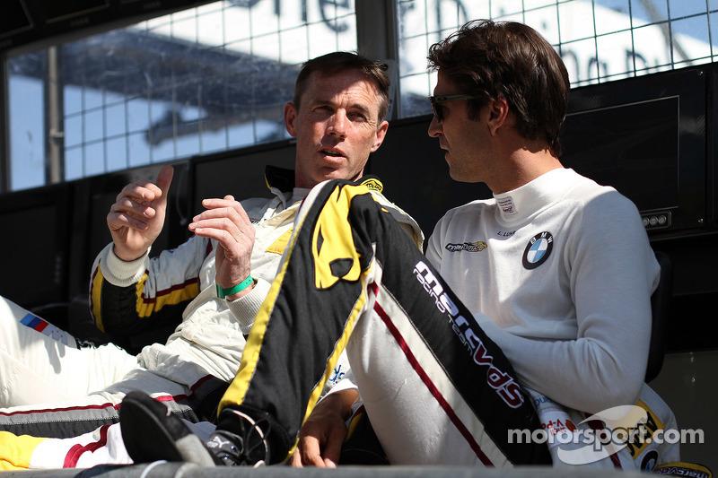 Dirk Adorf, Lucas Luhr, BMW Sports Trophy Team Marc VDS