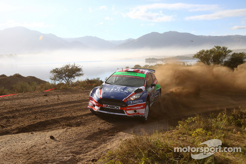 NicoláS Fuchs - Фернандо Муссано, Ford Fiesta R5, Drive Dmack