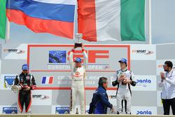 Константин Терещенко, победитель