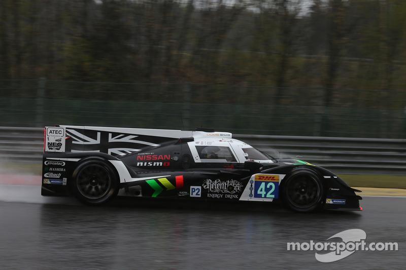 #42 Strakka Racing, Dome S103 Nissan Nick Leventis, Danny Watts, Jonny Kane