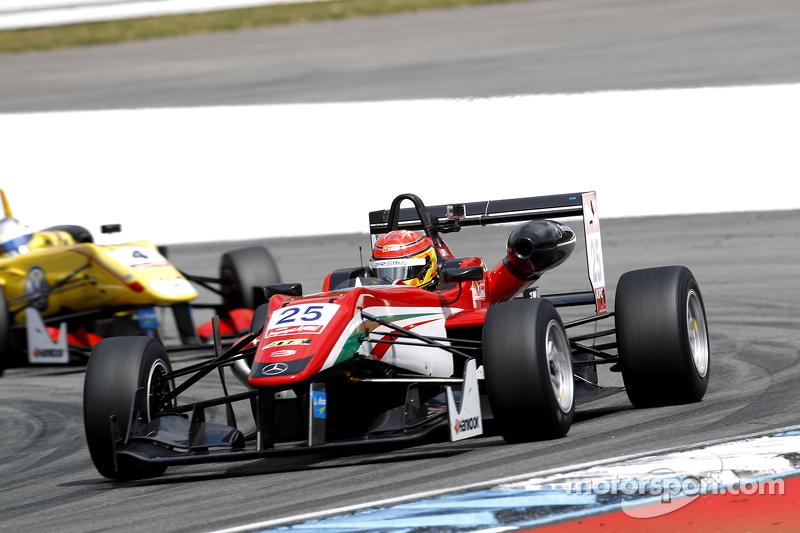 Lance Stroll, Prema Powerteam, Dallara F312