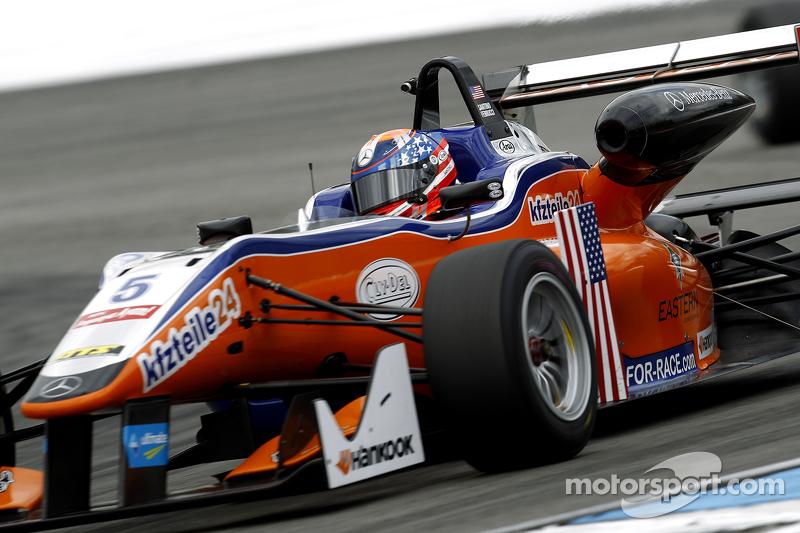 Santino Ferrucci, kfzteile24 Mücke Motorsport, Dallara F312