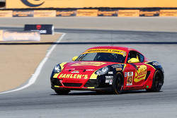 #43 Team Sahlen's, Porsche Cayman: Michael Valiante, Will Nonnamaker