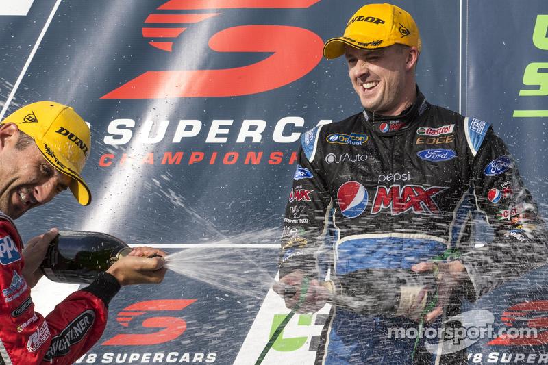 Il vincitore Mark Winterbottom, Prodrive Racing Australia