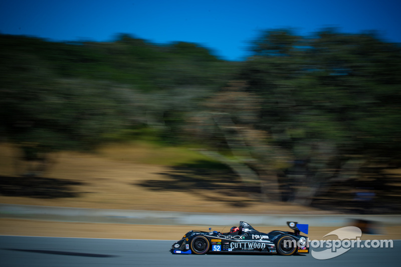 #52 PR1 Mathiasen Motorsports, Oreca FLM09: Mike Guasch, Tom Kimber-Smith