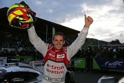 Ganador: Benoit Treluyer, Audi Sport Team Joest