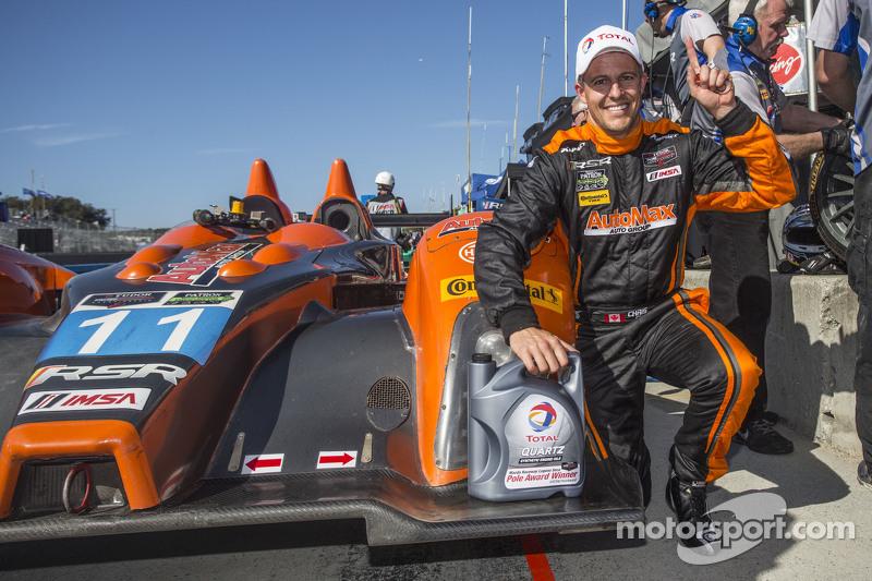 PC володар поулу: #11 RSR Racing Oreca FLM09 Chevrolet: Кріс Каммінг, Бруно Джанкейра