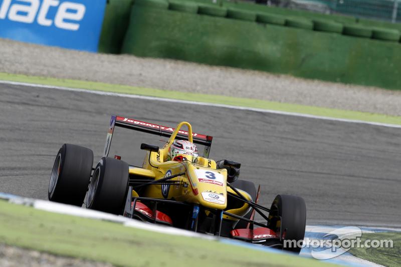 Antonio Giovinazzi, Jagonya Ayam mit Carlin, Dallara F312 Volkswagen