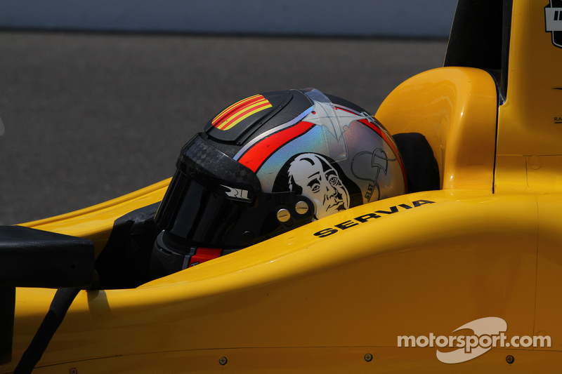 Оріол Сервія, Rahal Letterman Lanigan Racing Honda